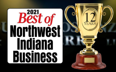 BCC Recognized 12 Years In A Row by Northwest Indiana Business Magazine