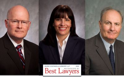 3 BCC Lawyers Named to 2020 Best Lawyers® List