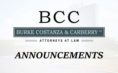 Important BCC Events