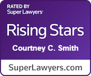 Courtney C. Smith Super Lawyer