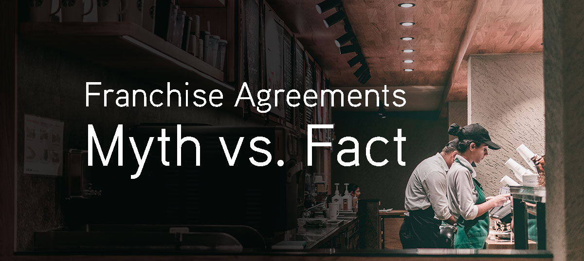 The Art of Negotiating A Franchise Agreement