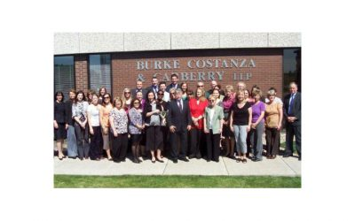 Zoeller Recognizes Burke Costanza & Carberry For Charitable Donations