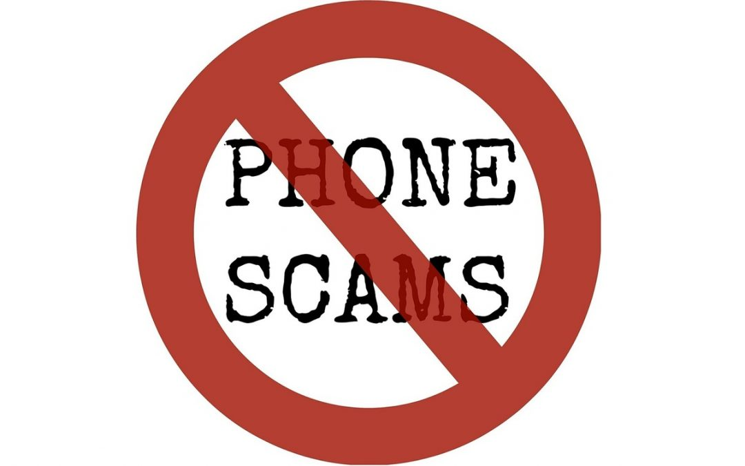 Important Announcement About Telephone Scam