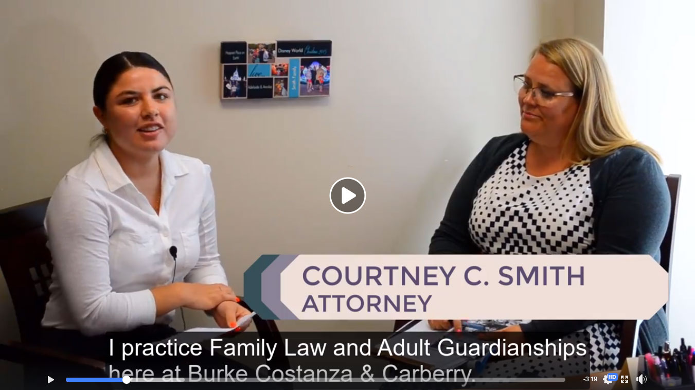 Quick Tips: Family Law with Courtney Smith