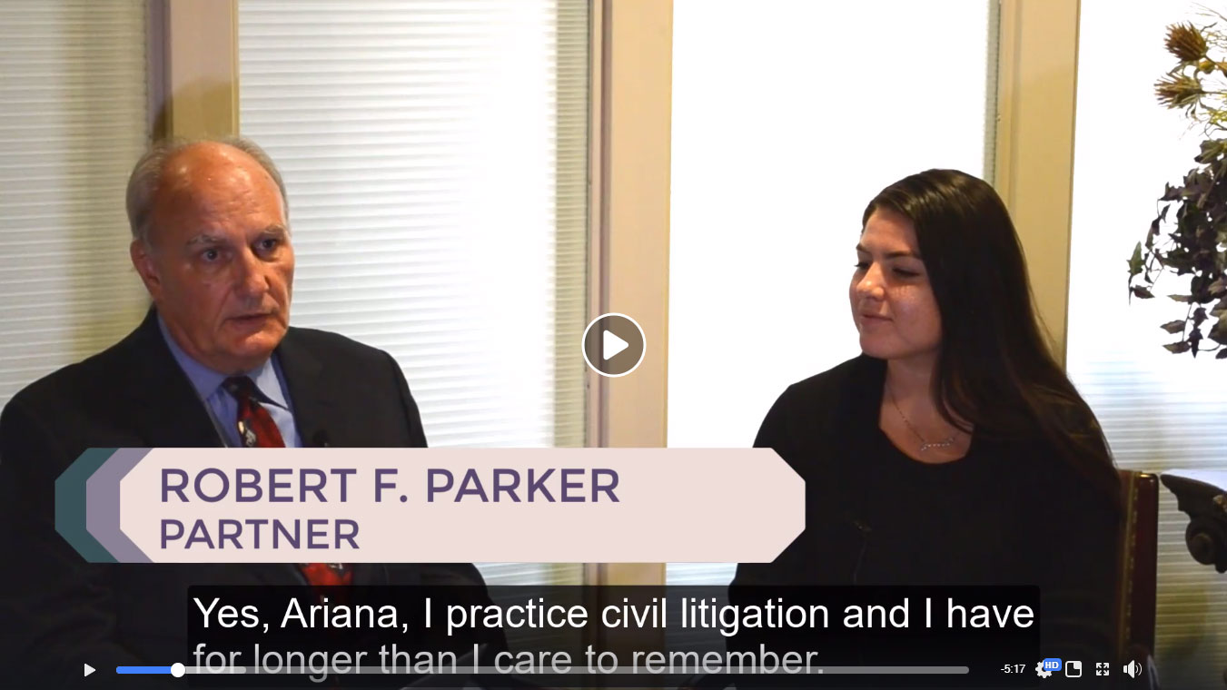 Quick Tips: Personal Injury with Robert Parker