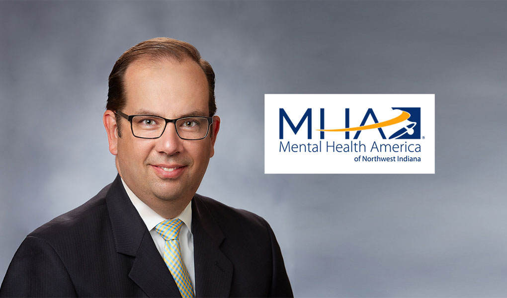 Attorney Steele Joins the Board of Mental Health America of Northwest Indiana