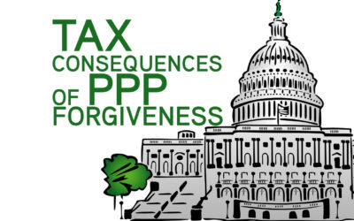 Tax Consequences of PPP Forgiveness