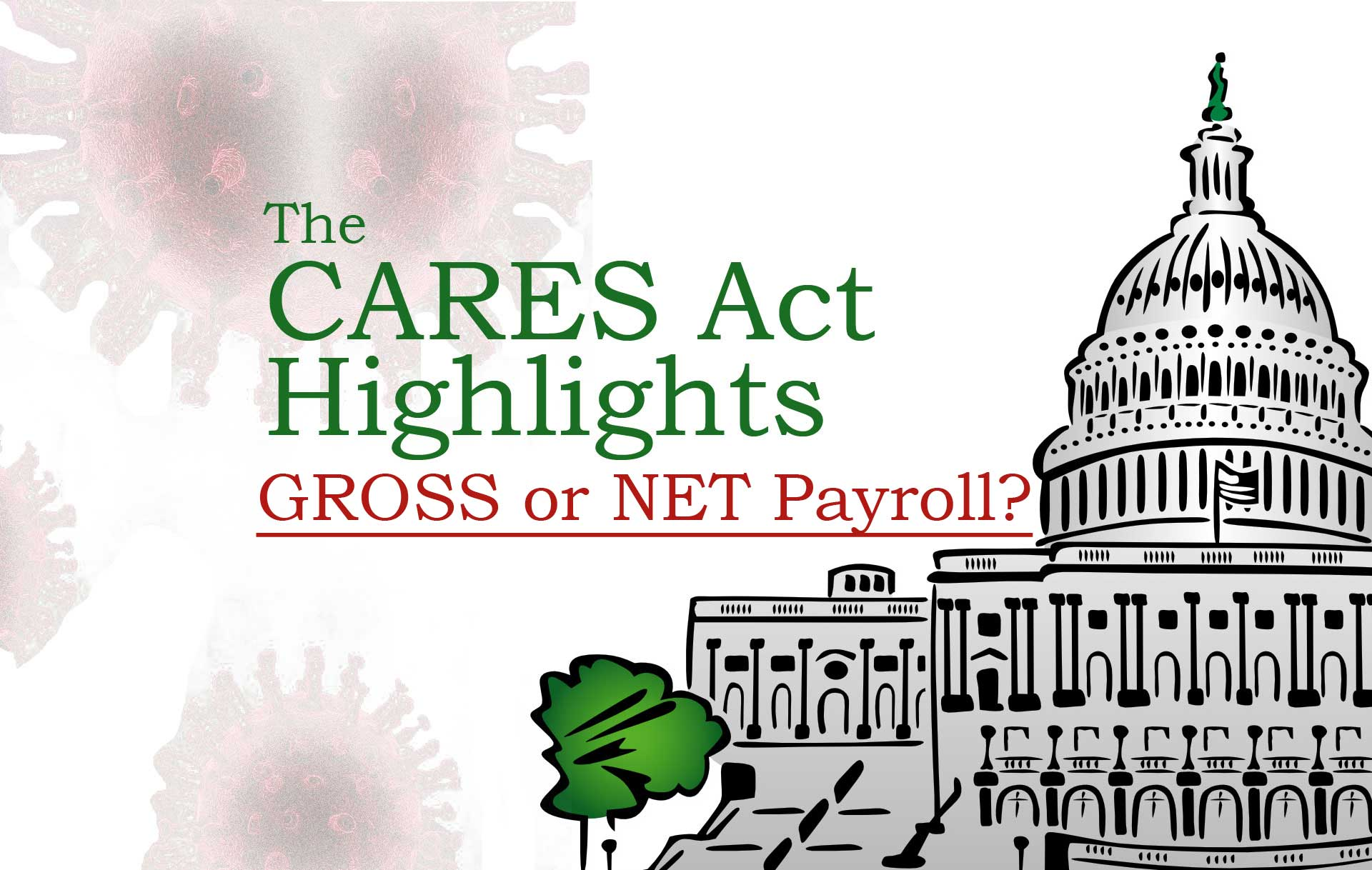 Gross or Net Payroll Under the Paycheck Protection Program?
