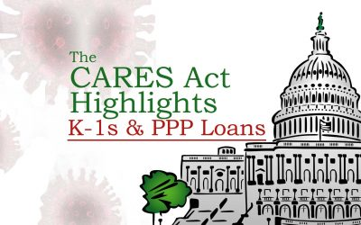 K-1s and PPP Loans
