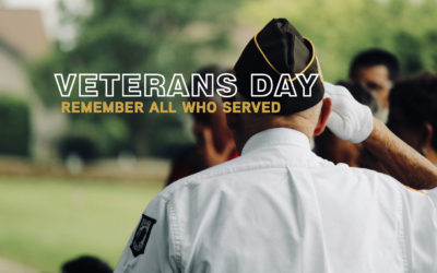 Join BCC in Honoring Our Veterans